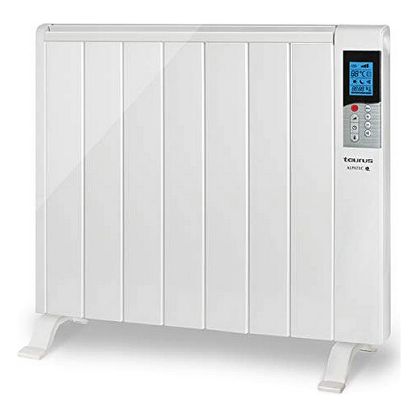 Digital Dry Thermal Electric Radiator (7 Chamber) Taurus Tanger 1500W White