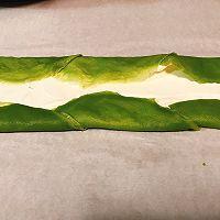 爽口清新的抹茶毛巾卷的做法图解21