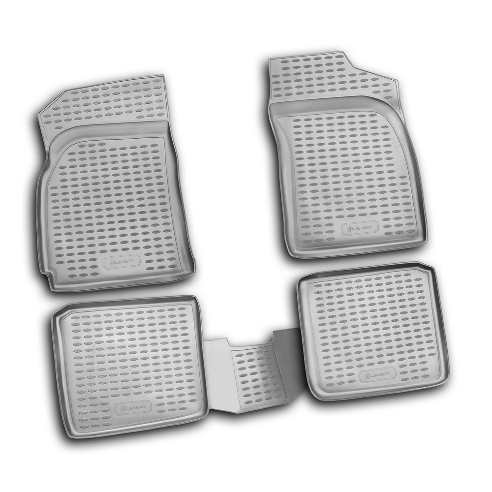 Floor Mats For CHERY Fora A-520 05/2006, 4 PCs NLC.63.04.210