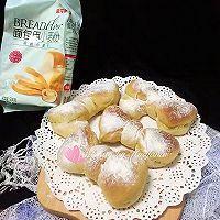 蝴蝶结面包的做法图解14