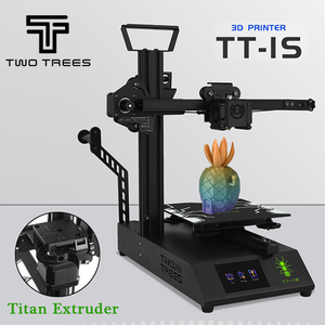 TWOTREES DIY TT-1S Mini 3D printer Titan Extruder 220V/110V Universal with 0.2kg Filament Belt Stretch Tensioner Fast assembly(China)