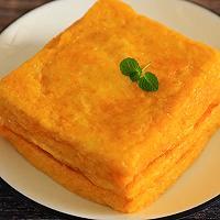低脂爆浆芒果酸奶土司的做法图解7