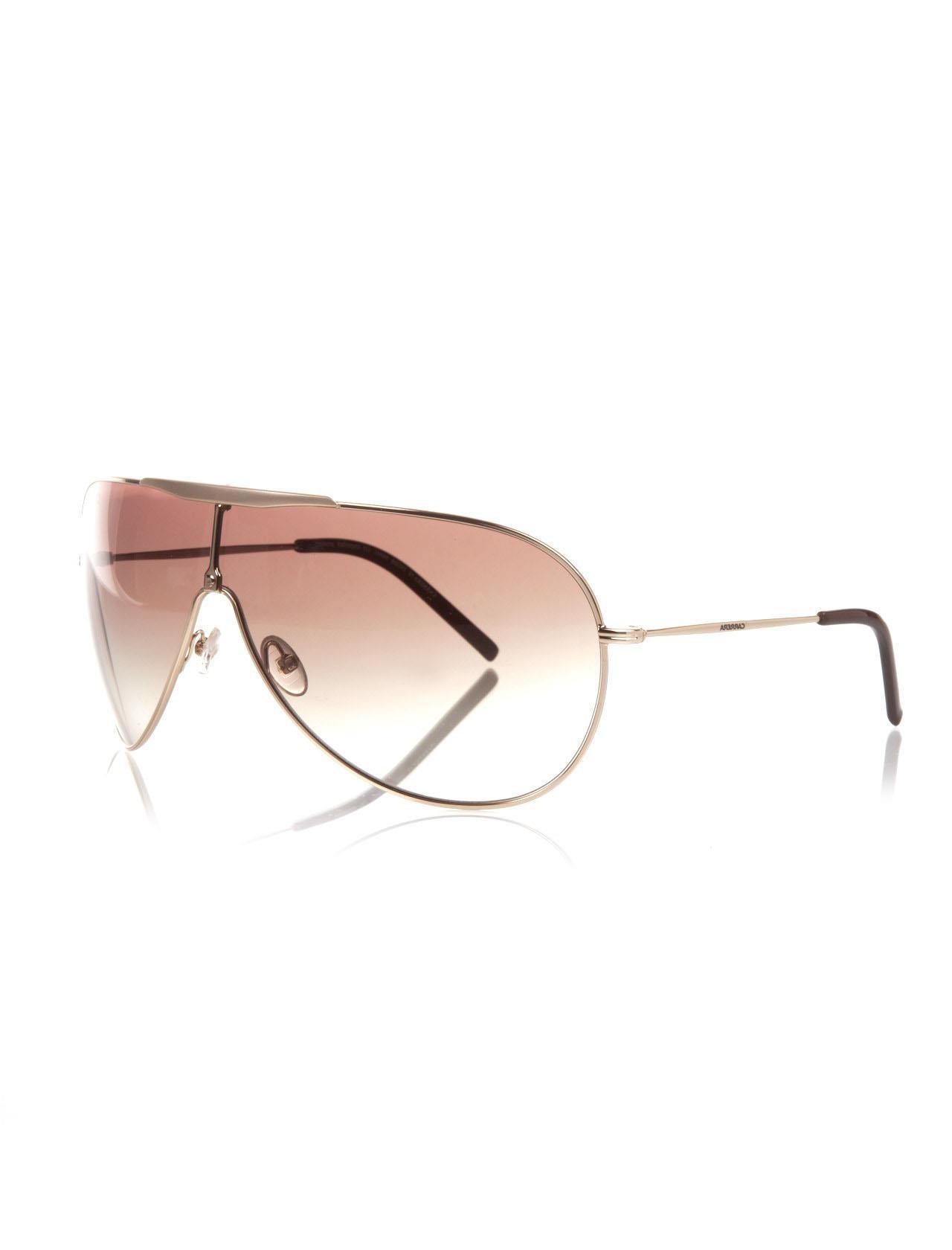 Unisex sunglasses cr 18 j5g 99 db unibody gold organic unibody pilot 99-11-125 carrera