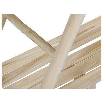 Estantes (50x10x155 cm) de teca