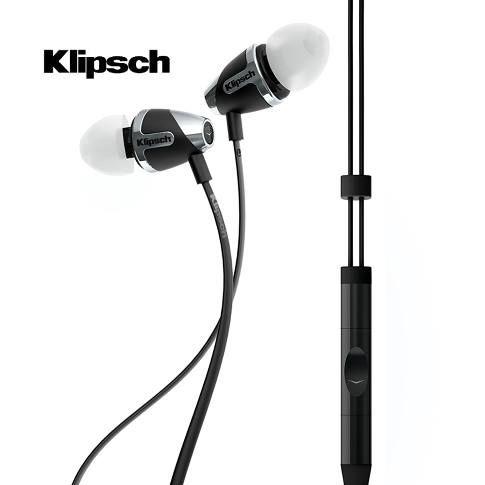 Headset for Android devices, Klipsch Image S4a II Black все цены