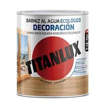 Titanlux-eco-water varnish satin decoration… (250 ml, colourless)