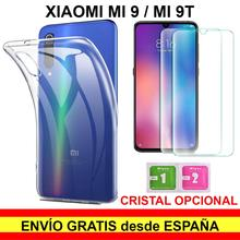 Stand fall gel tpu kompatibel mit XIAO mi mi 9/XIAO mi mi 9 T/MEIN 9G PRO vor mi um optional gehärtetem glas. Versand aus Spanien