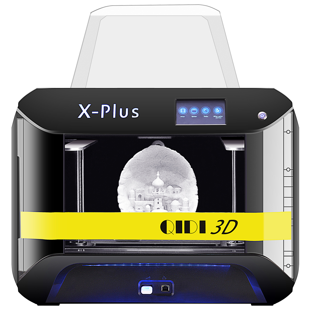Diy-Kit Filament3d-Printer FDM Qidi-Tech Large-Size X-Plus Impresora Plastic Modular-Design title=