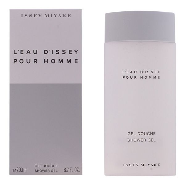 Shower Gel L'eau D'issey Pour Homme Issey Miyake (200 Ml)