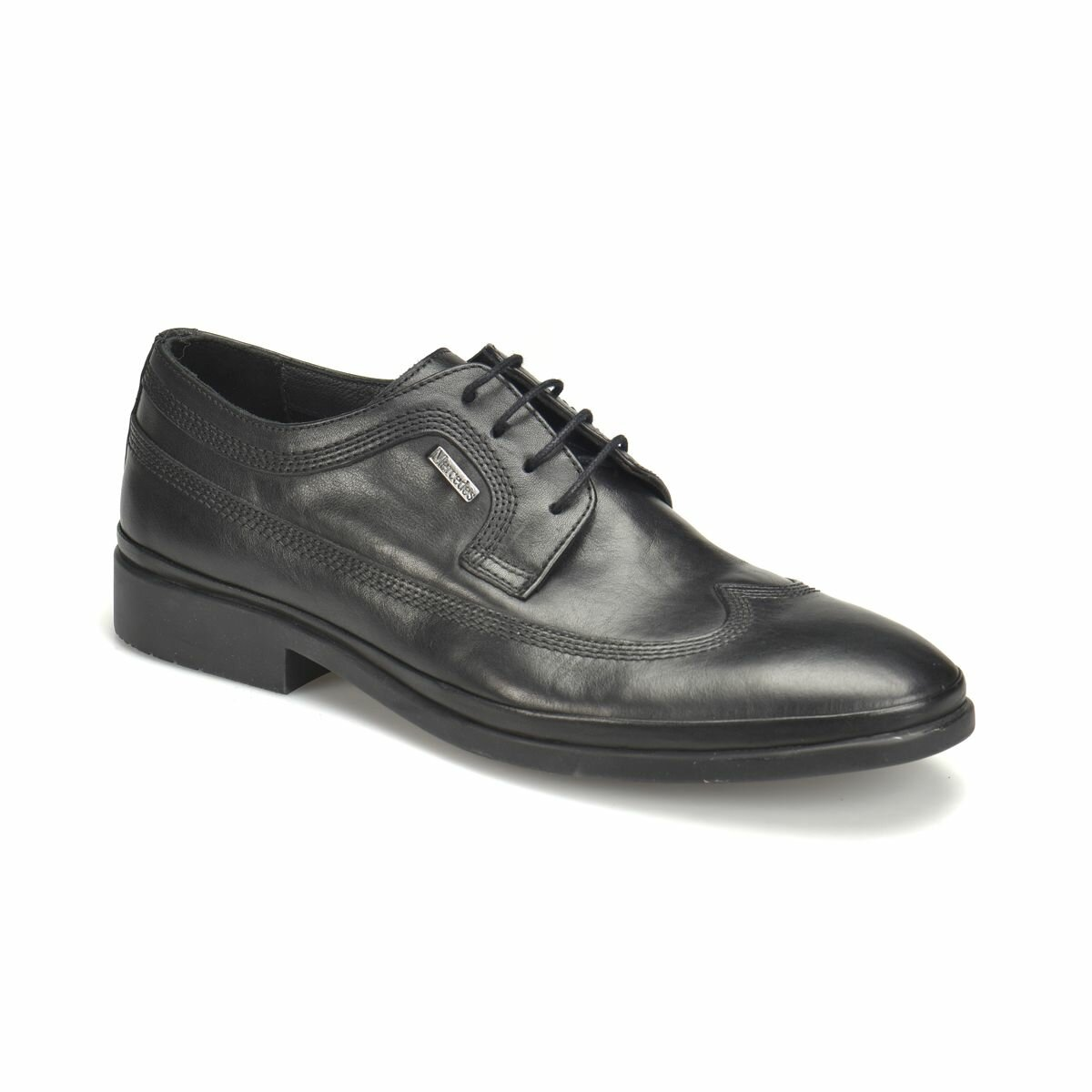 FLO COSTA Black Men 'S Classic Shoes MERCEDES