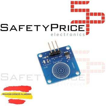 цена на Module TTP223B capacitive digital touch touch sensor arduino switch