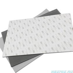 Rubber for A5 laser engraving light/dark (color-light)