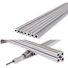 Multi-spécification 304 acier inoxydable rond capillaire 500mm long sans soudure tube droit