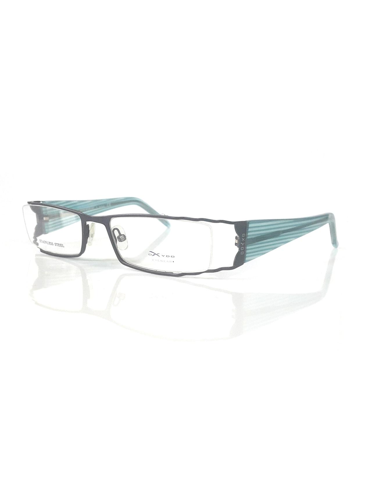 Markamilla Women Reading Glasses Frame Demo Glasses Eyewear Transparent High Quality WomenOxydo OX 313 PIB 51 18