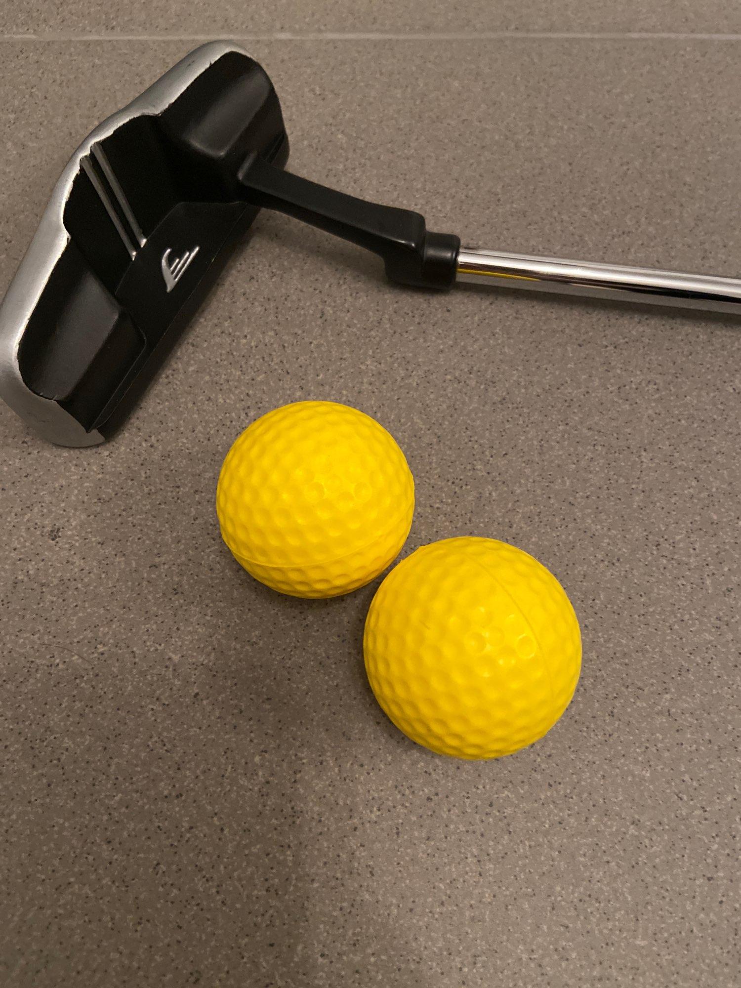 Foam Golf Balls 10 pcs Set photo review