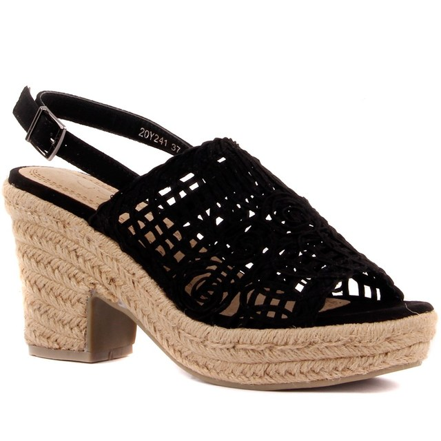 Guja-Women's Sandals With Buckle