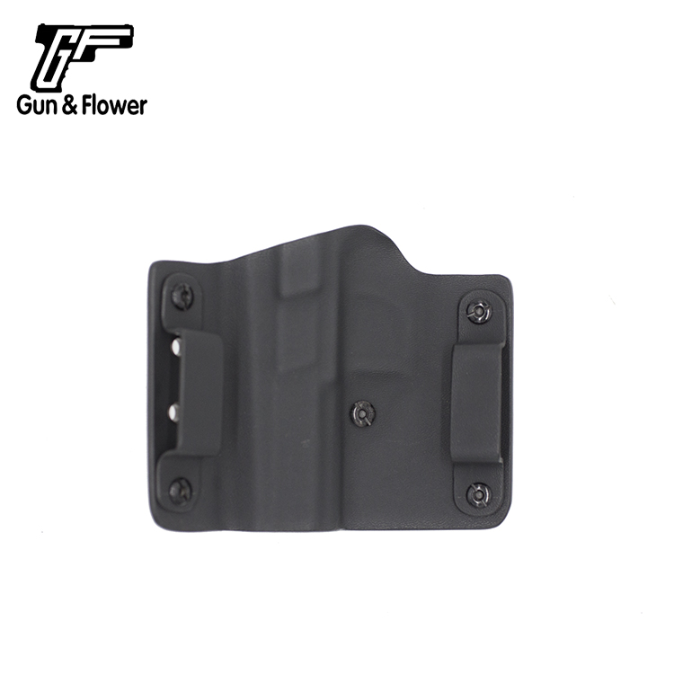Gunflower Outside the Waistband Pistol Cover OWB Kydex Holster with Adjustable Retention for CZ 75 P 07 in Holsters from Sports Entertainment