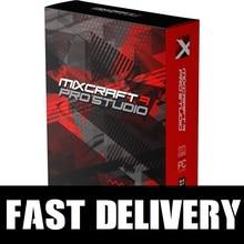 MUSIC MIXCRAFT Activation-Windows-Audio Software-Digital 9-Pro Studio-Full New-Acoustica