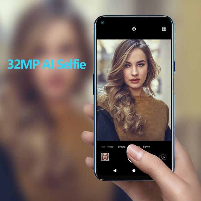 Cubot X30 Smartphone 48MP Five Camera 32MP Selfie 8GB+256GB NFC 6.4 3