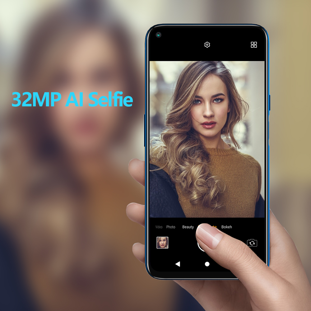 """Cubot X30 Smartphone 48MP Five Camera 32MP Selfie 8GB+256GB NFC 6.4"""" FHD+ Fullview Display Android 10 Global Version Helio P60 2"""
