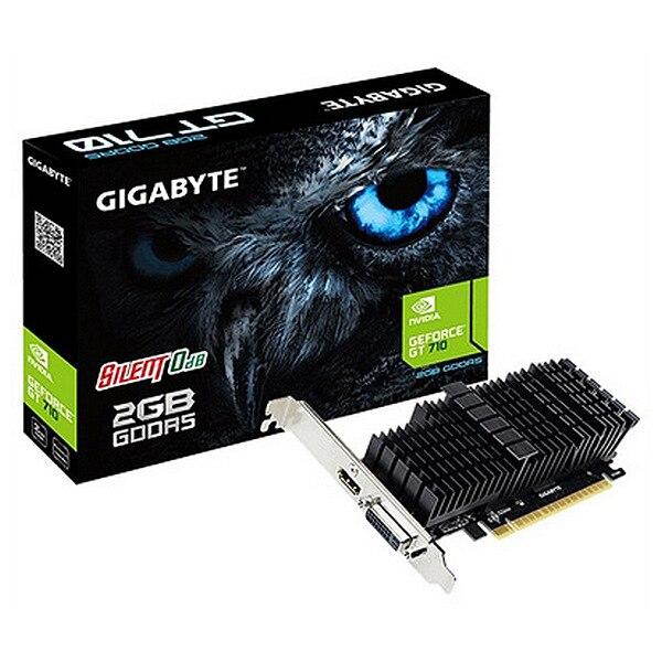 Gaming Graphics Card Gigabyte GV-N710D5SL-2GL 2 GB DDR5