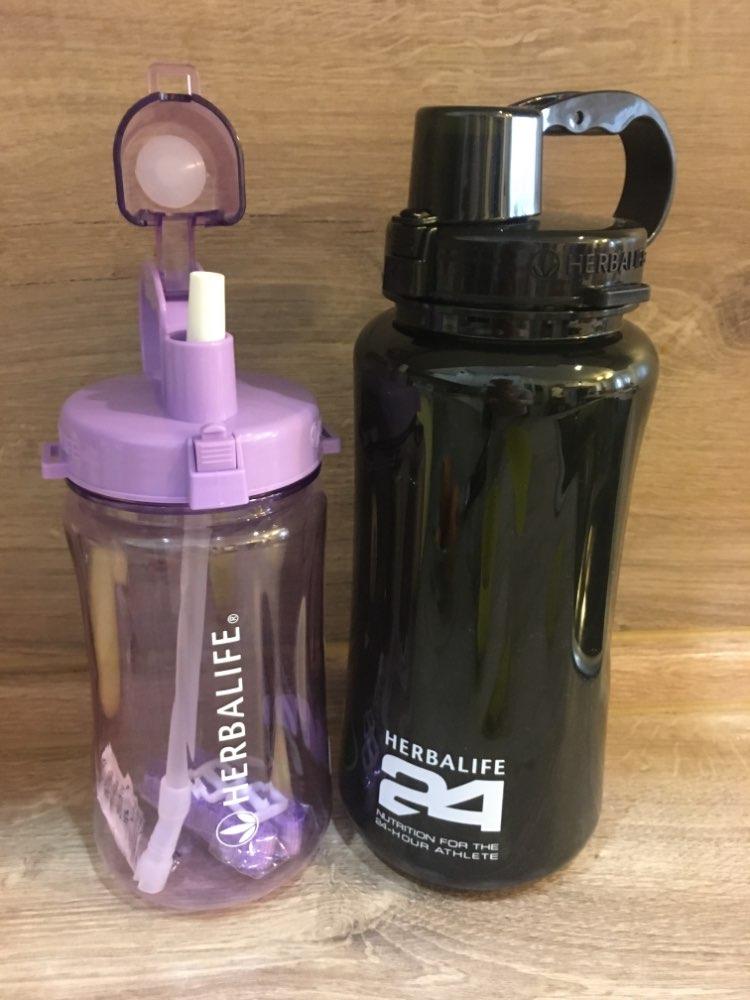 1L 2L 1000ml 2000ml Oversized Water Bottle Frozem Portable Space bottle Herbalife Sports Nutrition Custom Shaker Bottle|Water Bottles|   - AliExpress