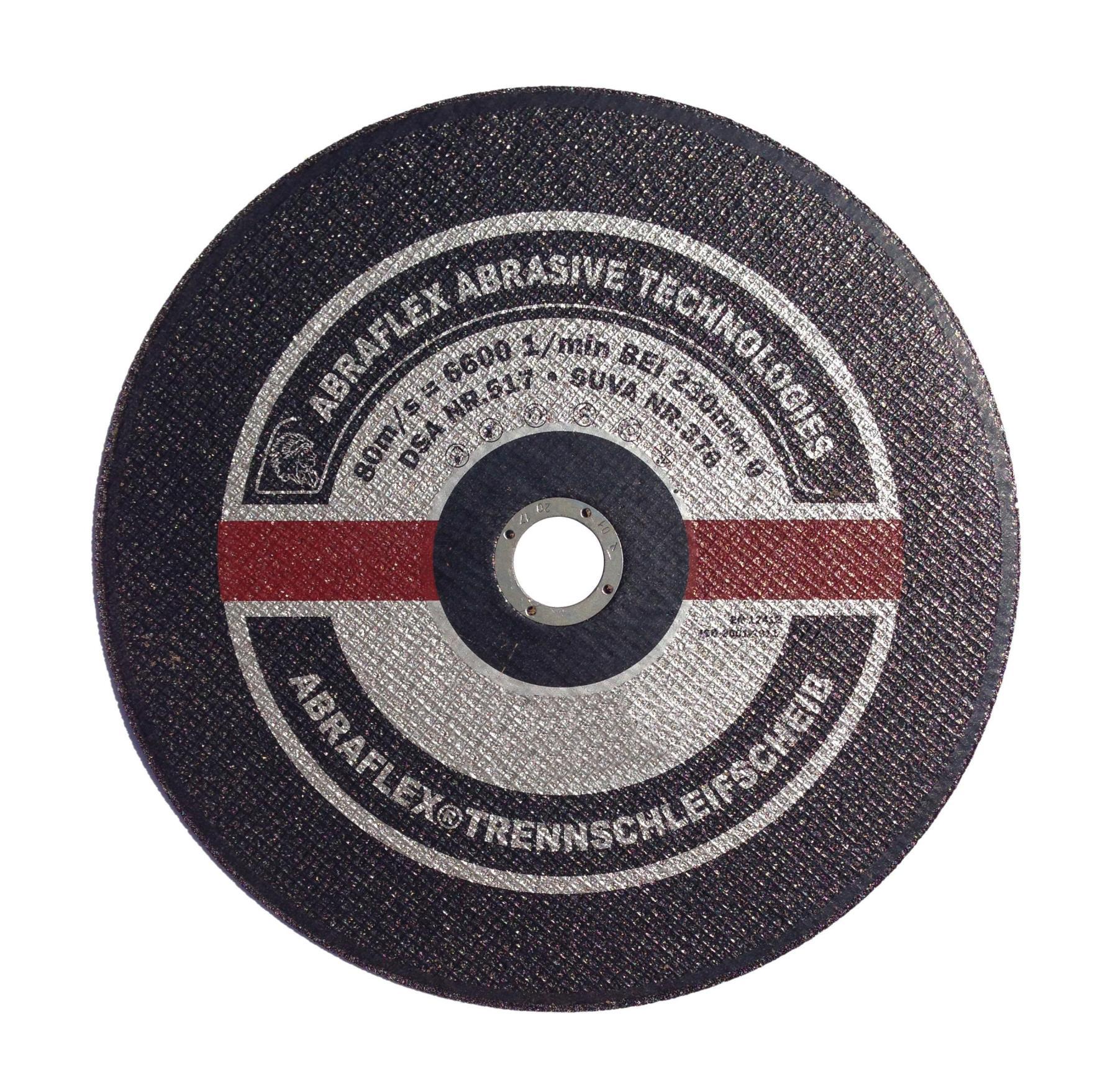 Circle Cutting ABRAFLEX 180х2. 5х22 A-30 STANDARD BF