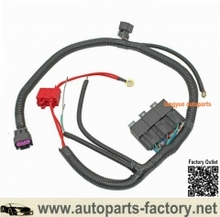 Longyue Dual Electric Fan Upgrade Wiring Harness For GM 99 06 ECU 7L5533A226T