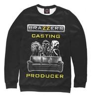 Female sweatshirt casting producer Brazzers