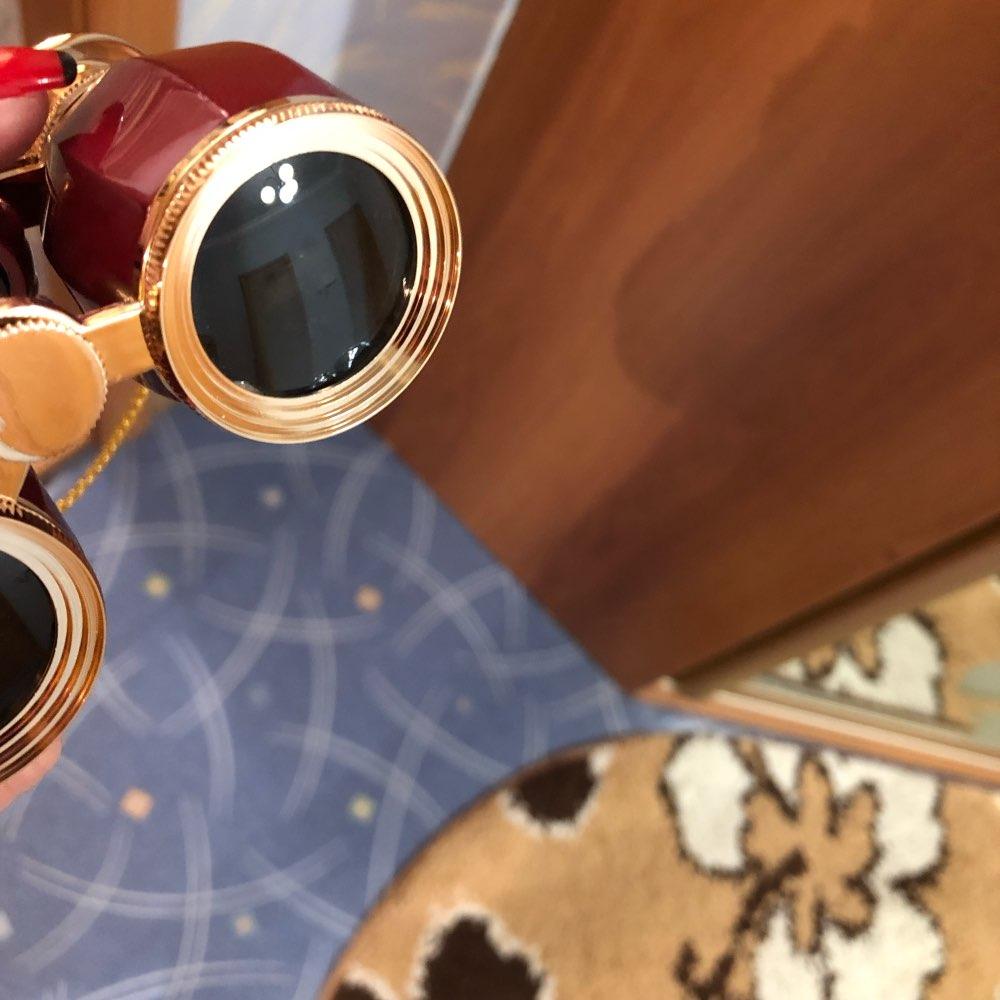 Telescópio e binóculos novidade Estilo binóculo