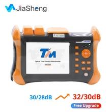 TMO-300-SM-B 1310/1550nm 30/28 SM Optic Fiber OTDR Tester With 10mW VFL