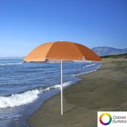 Parasol plażowy ochrona UV aluminium 200 cm. -