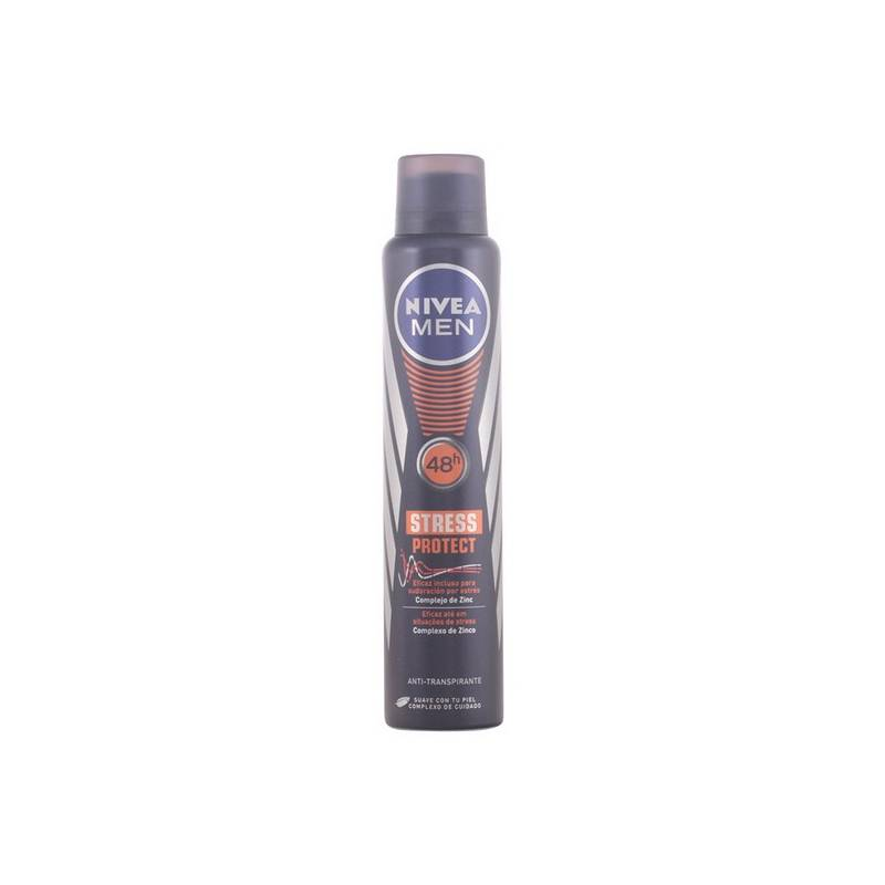 Deodorant Spray Men Stress Protect Nivea (200 Ml)