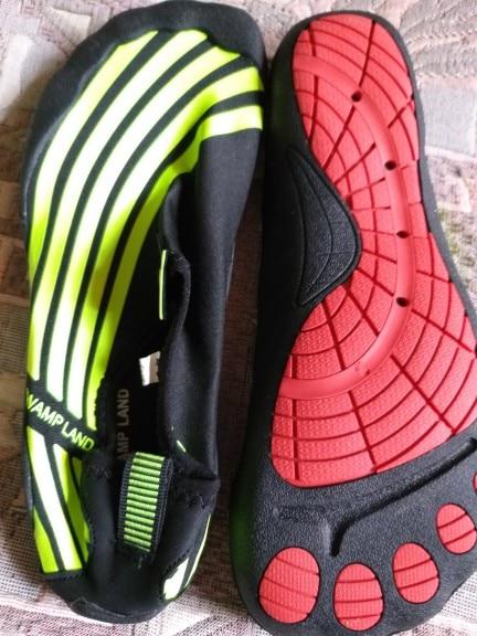 Sapatos de natação Sapatos Descalços Homens