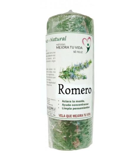 OIL LAMP ROSEMARY Increases Clairvoyance, Balances Chakras) Plant Wicca