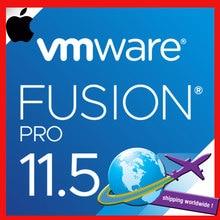 VMware Fusion 11.5 MAC Pro Full Version