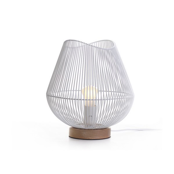 Desk Lamp (22 X 24 X 24 Cm)