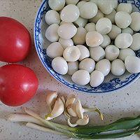 #百变鲜锋料理#茄汁虎皮鹌鹑蛋的做法图解1