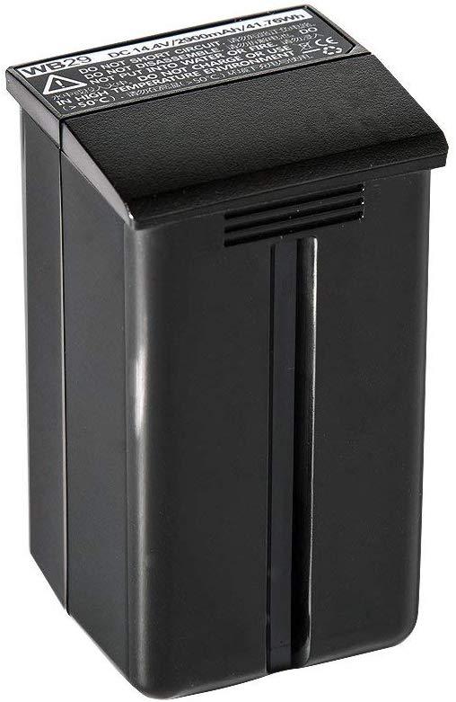 Godox WB29 DC 14.4V 2900mAh 41.76Wh Lithium Battery Power Pack For Godox AD200 AD200Pro, Flashpoint EVOLV 200 200Pro
