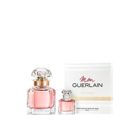 MON GUERLAIN EDP 5ML EDP SPRAY 30ML +