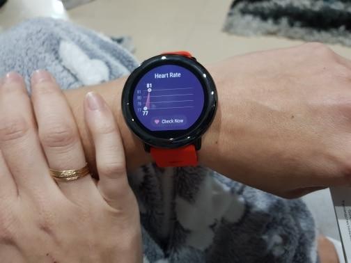 Xiaomi Smartwatch Amazfit Pace - Versão Internacional photo review