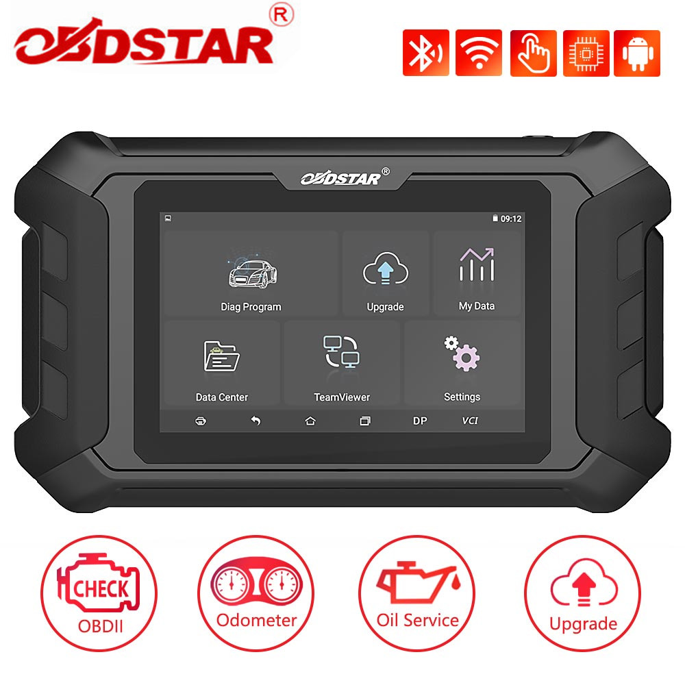 OBDSTAR ODOMASTER ODO MASTER X300M+for Odometer Adjustment/OBDII And Special FunctionsCover More Vehicles Models Than X300M