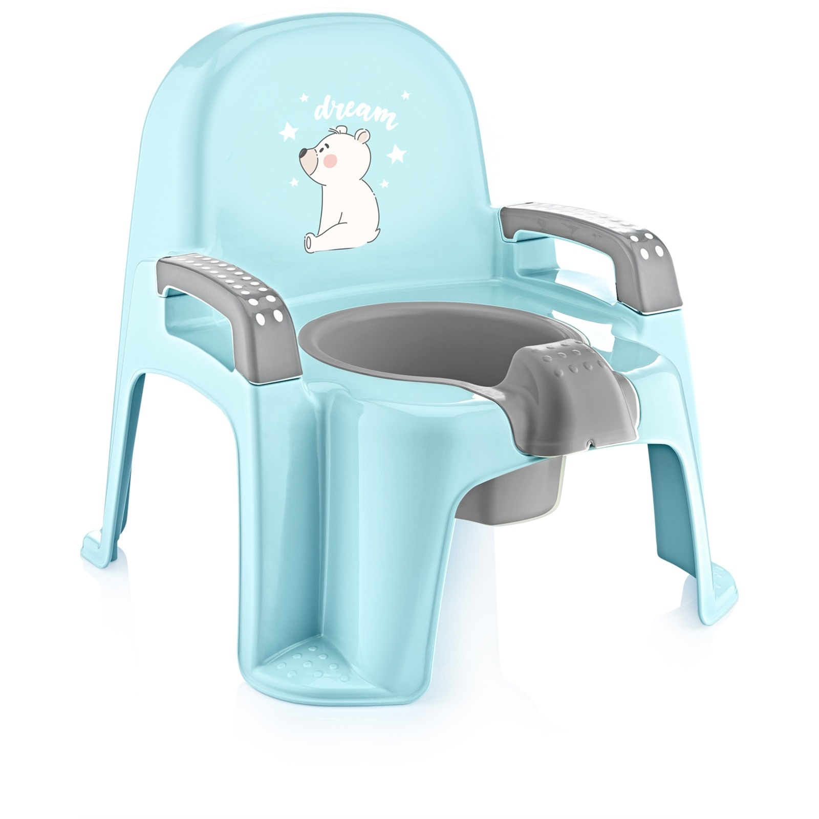 Ebebek Babyjem Flaky Training Practical Baby Seat Potty