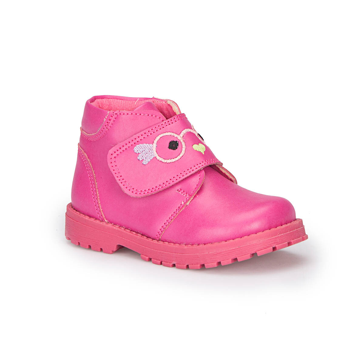 FLO 72. 509524.B Fuchsia Girls Children Boots Polaris