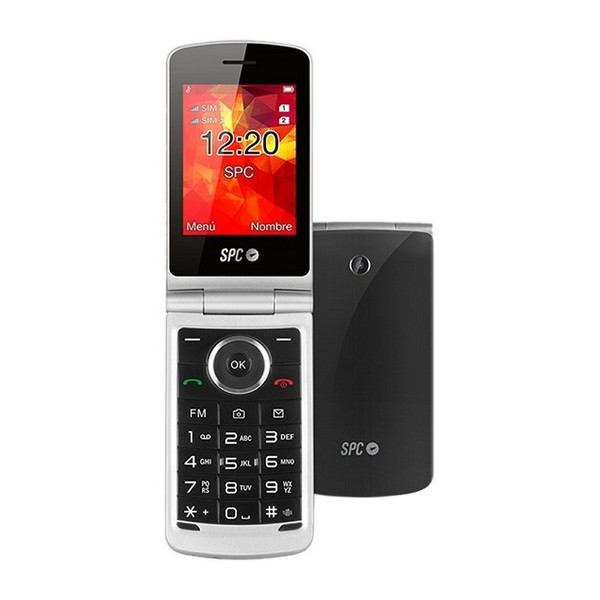 "Mobile phone SPC Opal 2318N 2 8"" Bluetooth 800 mAh White