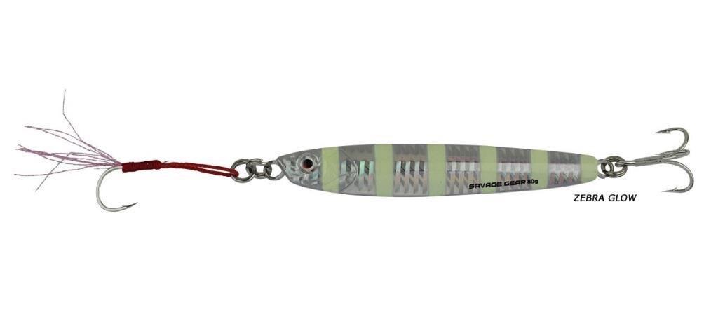 Savage Gear 3D Slim Minnow Jig 75mm 20g