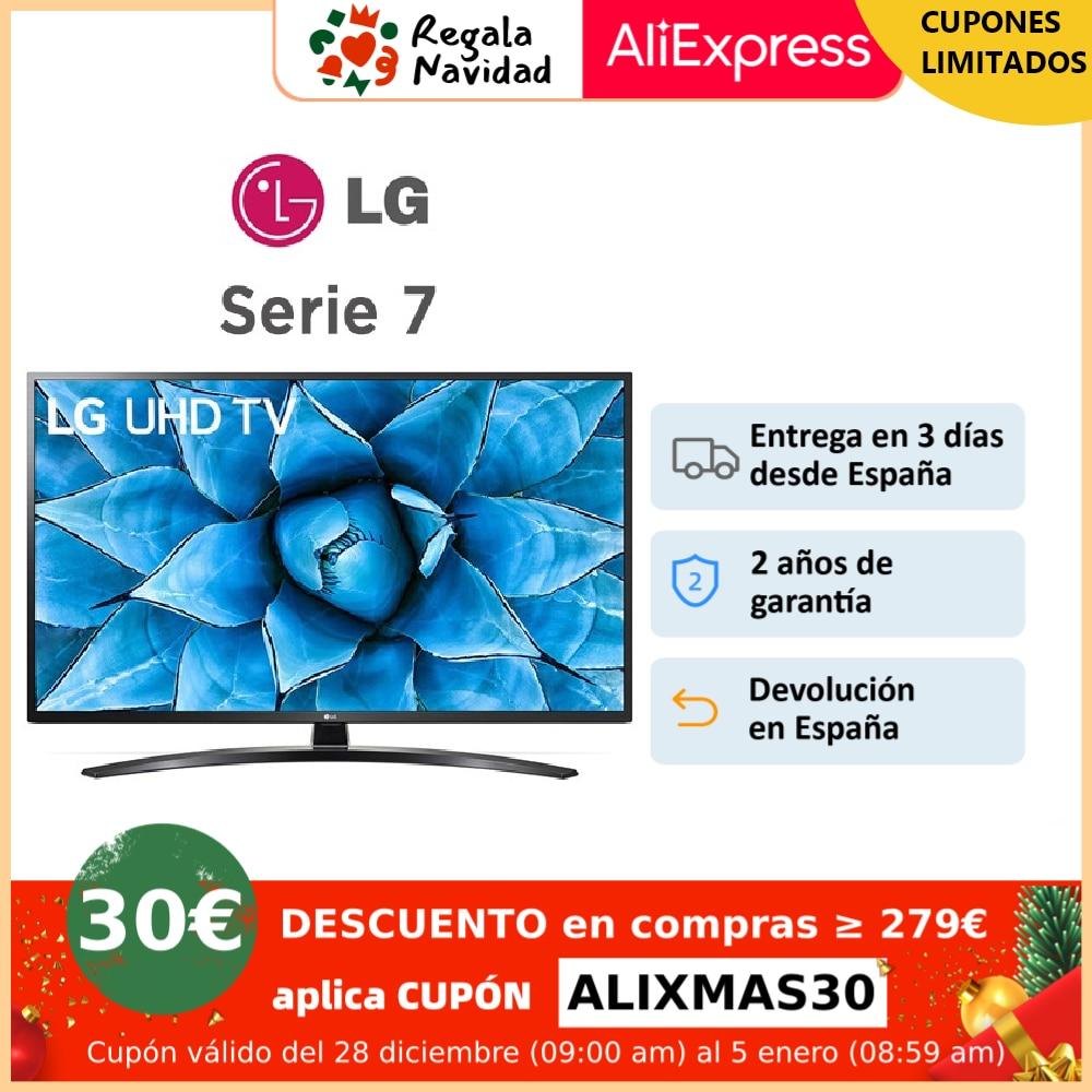 "LG Serie 7, UN7100, UN7400,UM7400, UN7000, UN7300, Smart TV 43, 49, y 55"" , Televisión UHD, 4K Ultra HD, LED|Smart TV| - AliExpress"
