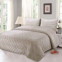 Покрывало на кровать Иоланта - покрывало 240х260 Delicatex