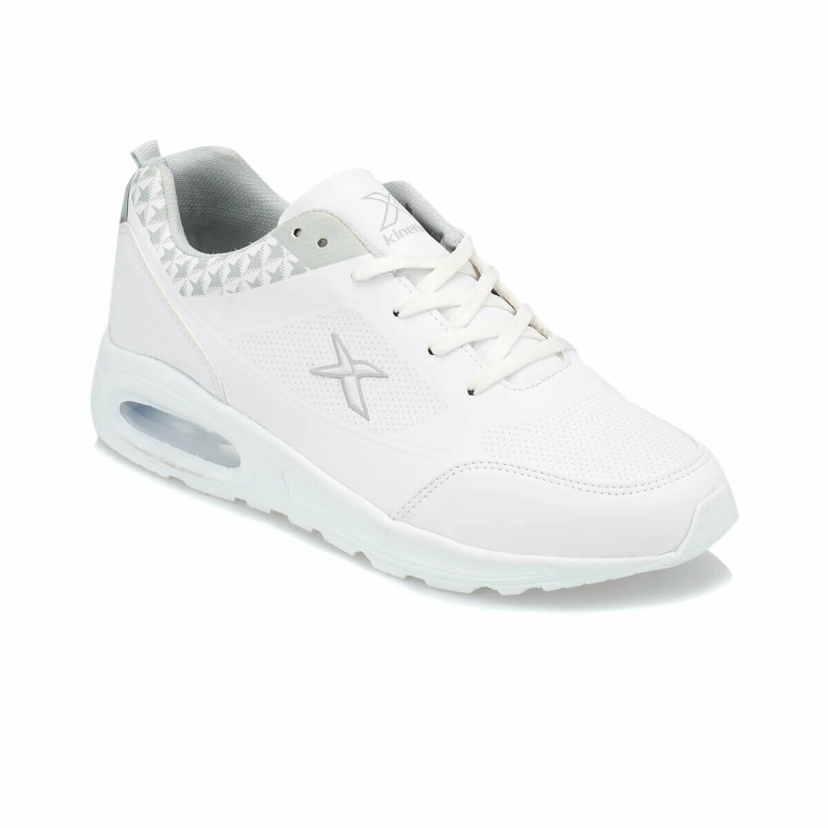 FLO T M White Men 'S Sneaker Shoes KINETIX
