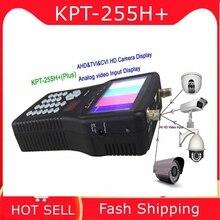 [Genuine] KPT 255H+ AHD TVI CVI DVB S2 Digital Satellite Finder Meter CCTV camera lcd backlight kpt 255H plus